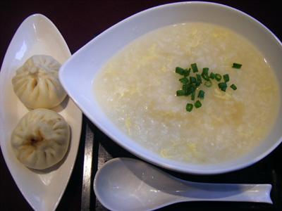 海老中華粥